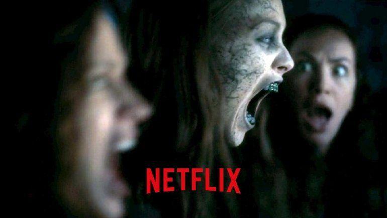 Las mejores series de suspenso y terror disponibles en Netflix.