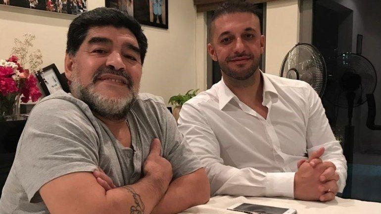 El ex futbolista le agradeció a Matías Morla por haber conseguido el arreglo.