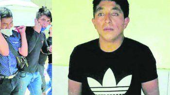 Elmar Elder Liñán Barreto espera ser juzgado por su brutal crimen.