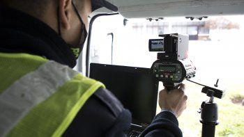 A levantar el pie del acelerador: hay multas con radar