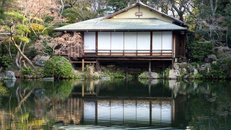 Japón: casas con 7 habitaciones y jardín a u$s 500