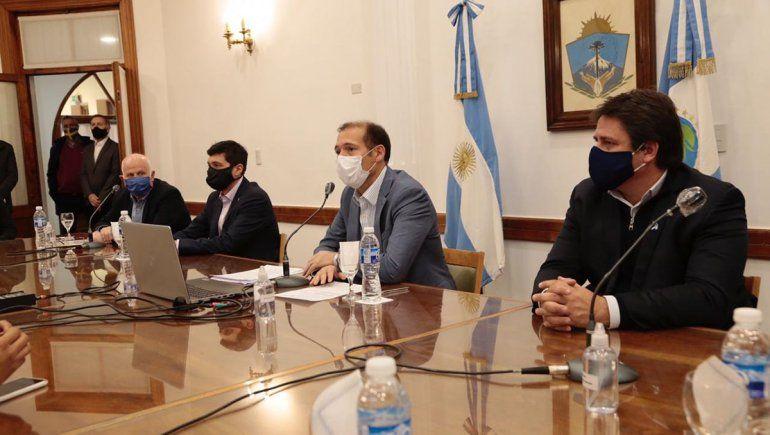 Gutiérrez anunció la habilitación de bares, restoranes, gimnasios, talleres de yoga y natatorios