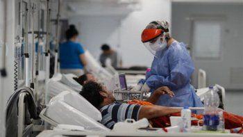 coronavirus en argentina: informaron 176 muertes y mas de 3 mil casos