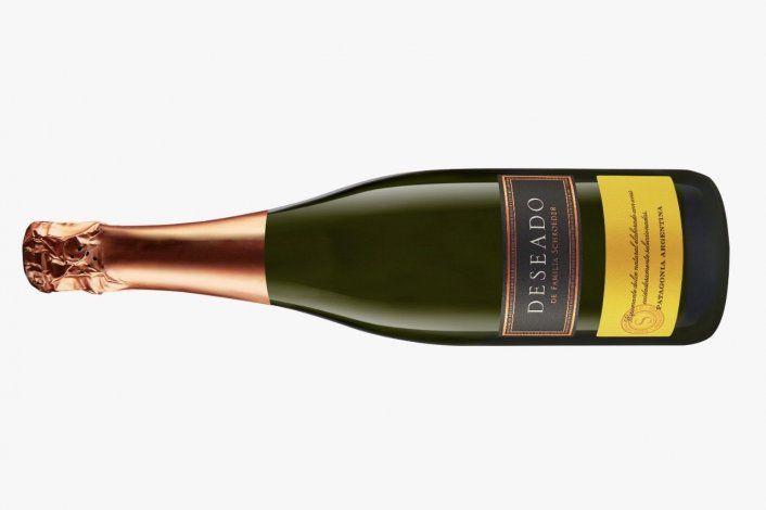Medalla de oro para un vino espumante patagónico