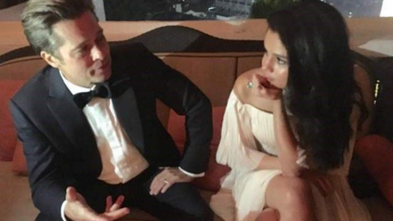 Esta es la foto que desató la furia de Angelina Jolie.