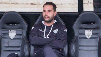 Germán Alecha asumirá la conducción de Cipo en este reinicio de la temporada 2020.