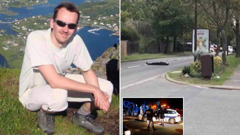 Un hombre decapitado en un presunto crimen islamista en París