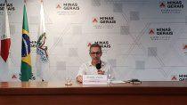 brasil: minas gerais solo tiene reservas de sedantes para 48 horas mas