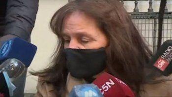 el llanto desesperado de madre de chano:  aca solo hay victimas, mi hijo