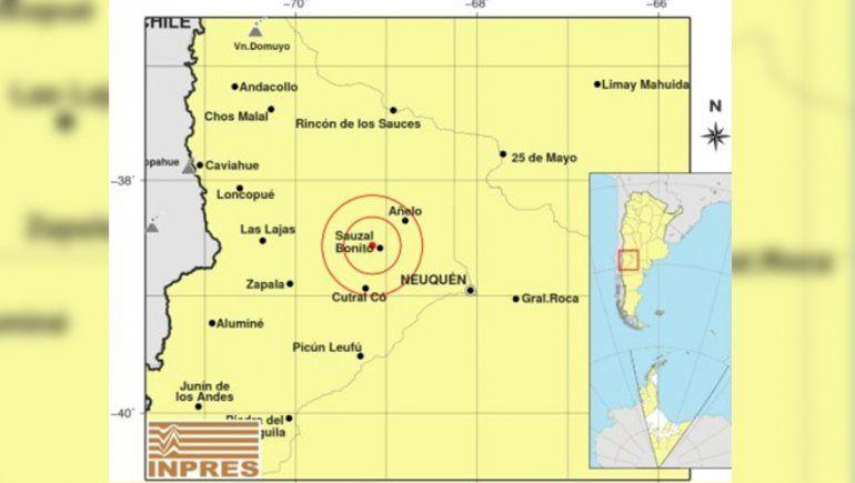 Sauzal Bonito tembló como consecuencia de un nuevo sismo