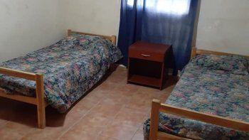 El albergue tiene capacidad para 30 personas.