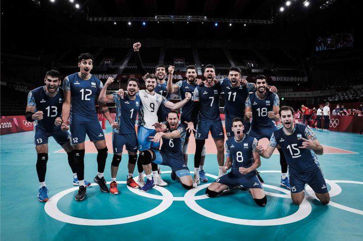 Argentina arrasó con Estados Unidos: ¿cuál será su rival en los cuartos de final?