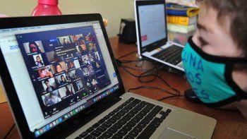 Irán a buscar a su casa a los alumnos que no se conectaron