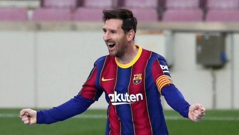 ¿De qué depende la continuidad de Messi en el Barcelona?