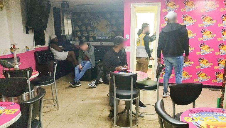 Cae el dueño de un resto bar por una clandestina