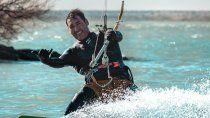 murio un medico mientras practicaba kitesurf en san antonio este