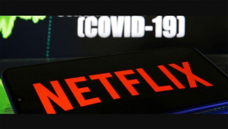 Netflix crece más del doble como consecuencia del coronavirus
