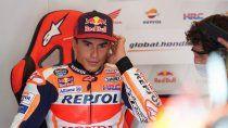 Marc Márquez recibió el alta médica y vuelve a correr en el MotoGP