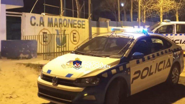 Escándalo: la CD de un club quiso echar a policías por una fiesta clandestina