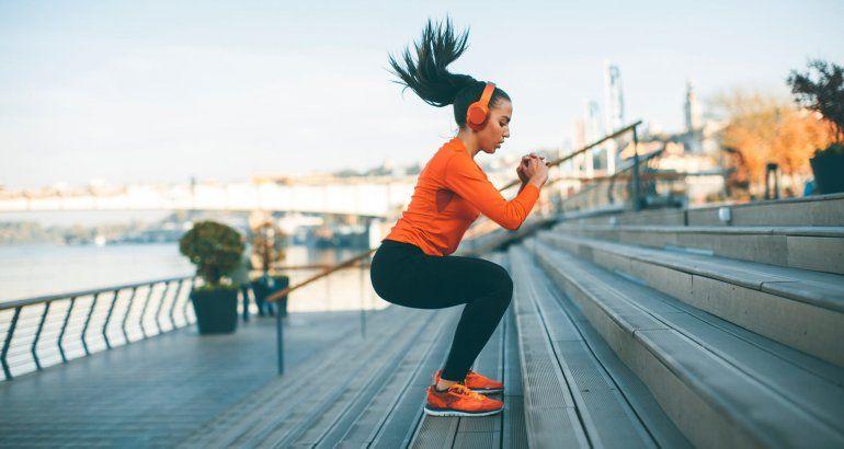 El significado de soñar con hacer ejercicio