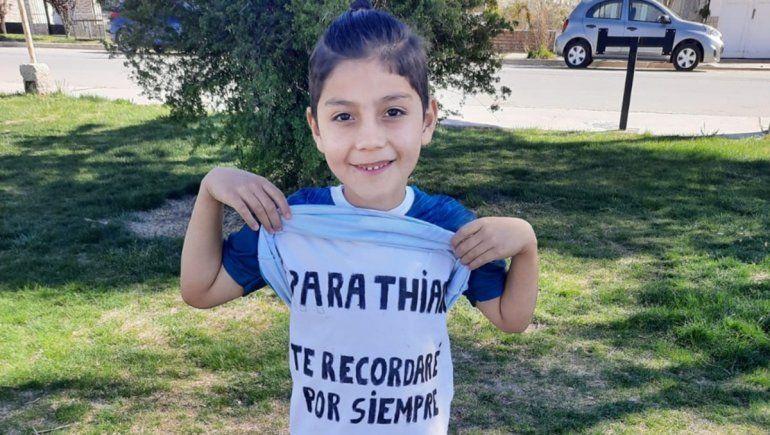 Nene hizo un gol y se lo dedicó a su amigo fallecido: No quería que se vaya