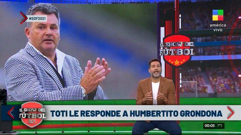 Toti Pasman y Walter Nelson enfurecidos con Humbertito Grondona: Corrupto es tu viejo