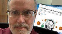 un cientifico exploto contra una columna de opinion del diario la nacion