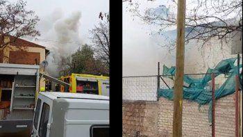 tragedia: adolescente murio tras un incendio en su casa
