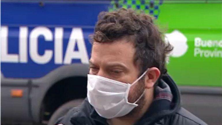 Hijo del jubilado que mató al ladrón en Quilmes: Nos arruinaron la vida