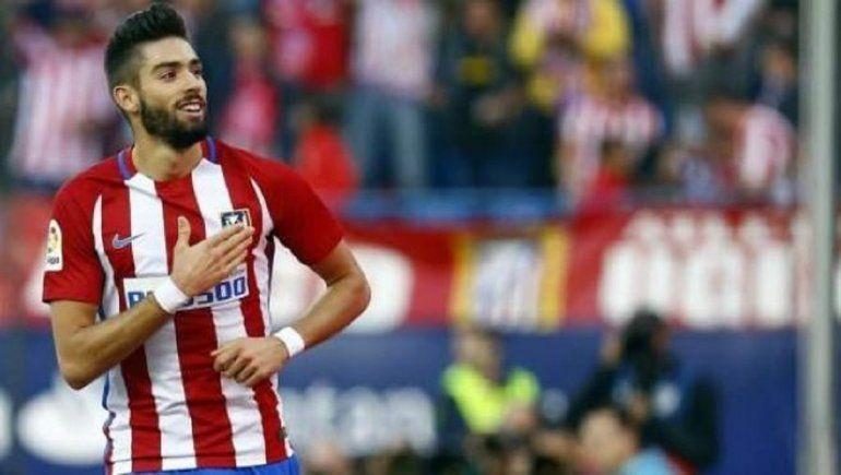 Yannick Carrasco sentenció al Barcelona con un golazo.