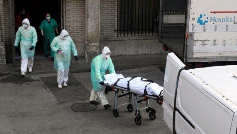La mayoría de los muertos por coronavirus son totalizados en las salas de terapia intensiva.