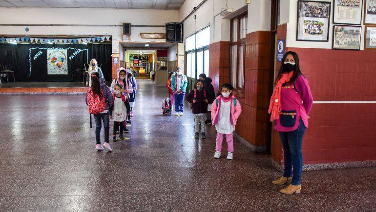 La medida de ATEN tuvo fuerte impacto en las escuelas.