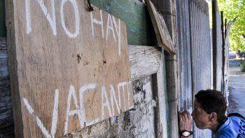 La pandemia desanimó a los que buscaban trabajo en Neuquén