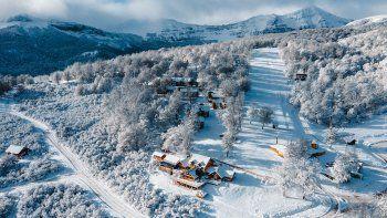 lujo y esqui: el alojamiento exclusivo que se inauguro en san martin