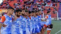 Deportivo Roca campeón Apertura 2021 de la Liga Confluencia. Foto prensa Club Deportivo Roca.