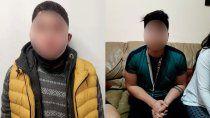 viudos negros drogaron y robaron a un hombre