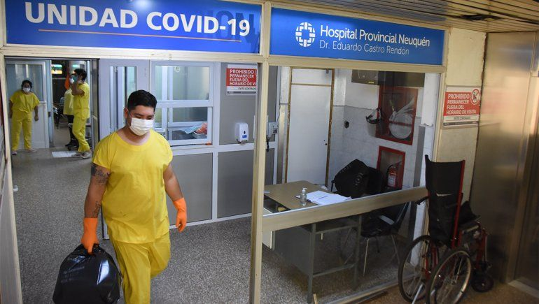 Neuquén reportó otras cuatro muertes y 139 contagios de coronavirus