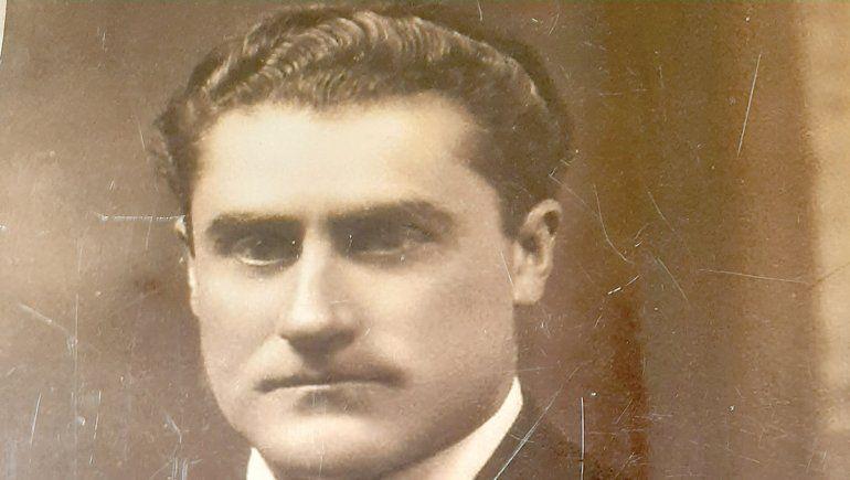 El primer presidente del Club Social fue Alejandro Chaneton