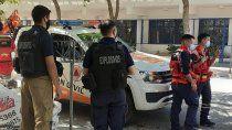 evacuaron un colegio de cipolletti por una amenaza de bomba