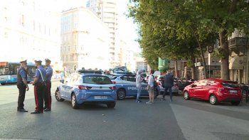 bandas de kosovo a los tiros en italia: siete heridos