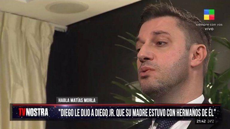 Bomba de Morla: ¿por qué Diego dudaba de si era el padre de Junior?