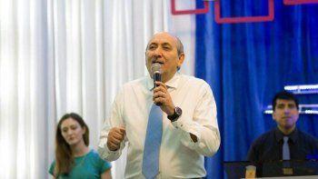 Una iglesia no irá a la reunión de Gaido por electoralista