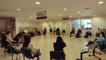 Salud: el Ministerio Público convocó a legisladores a la mediación