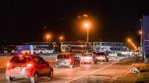 transportistas vuelven con el reclamo a los puentes carreteros