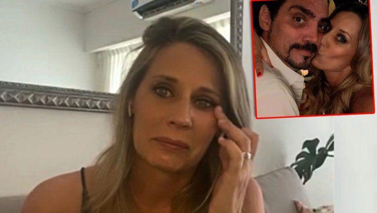 Momento sensible: Rocío Marengo rompió en llanto en pleno Intrusos