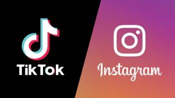 TikTok e Instagram son dos de las redes sociales más populares del mundo