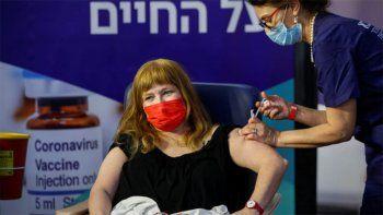 covid: israel puede estar alcanzando la inmunidad de rebano