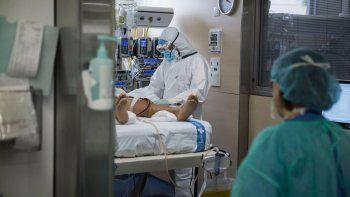Neuquén con récord de camas UTI ocupadas y 39 pacientes en espera