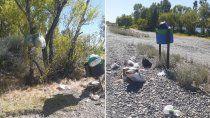 vecinos de china muerta indignados por la mugre en la costa