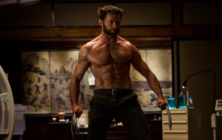 Hugh Jackman y la actuación que lo convirtió en estrella en la piel de Wolverine.